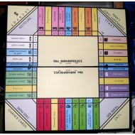 "Complete ""The Monopolist"" 1931 Style Reproduction Monopoly Game Set"