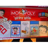 Monopoly The Betty Boop Collectors Edition