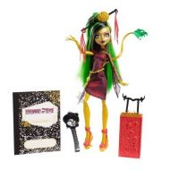 Monster High Travel Scaris Jinafire Long Doll Children, Kids, Game