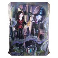 Monster high Monster High Kieran Valentine & Djinni Whisp Grant SDCC 2015 Exclusive 2 Pack