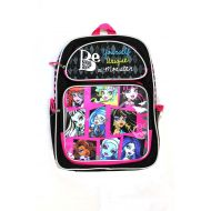 Mosnter high Small Size Be Yourself Monster High Backpack - Kids Size Bookbag