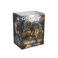 NECA SDCC Exclusive - Gears Of War - Thrashball Cole Bronze Finish Resin Statue