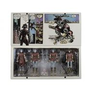 NECA NYCC Exclusive TMNT Eastman & Laird Villains 4 Pack Limited Set