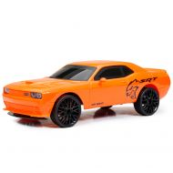 New Bright 1:12 RC Full-Function Chargers, Challenger SRT, Orange