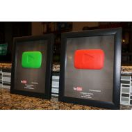 FancytasticCrafts Custom YouTube Play Button Replica - Fancy Play Button