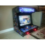 CottonFXandDesign Bartop Arcade Cabinet Plans & Templates (DOWNLOADABLE, ON SALE!!)