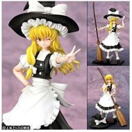 グリフォンエンタプライズ(Griffon Enterprises) Touhou Project Love It. Drizzle Magic is action figure