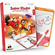Osmo - Super Studio Incredibles 2 - Ages 5-11 - Drawing Activities - For iPad or Fire Tablet (Osmo Base Required)