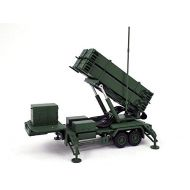 Panzerkampf Patriot Missile PAC -3 Trailer System M901 Launching Station - Army Green - 1/72 Scale Model