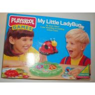 /Playskool My Little Ladybug Fly Away Home Color Matching & Counting Action Board Game