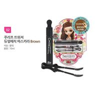 Pullip Tweezers Duel Magic Mascara, Brown