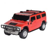 RASTAR Raster 124 Scale RC Car Rastar Hummer H2 Red 華 Garden