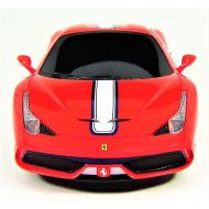RC RASTAR 71900 Ferrari 458 supetia-re A (Red) 124 Scale