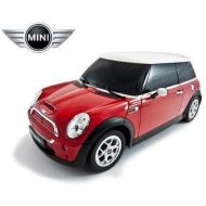 RASTAR 1: 14 Mini Cooper S toy car RC Remote Control Car by Rastar