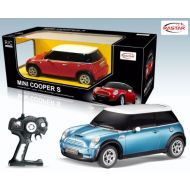RASTAR Rastar ◇ Mini Cooper S/1: Official Licensed RC Car/Red