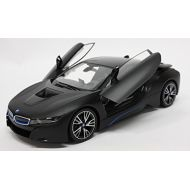 RASTAR Market Car Type Bmw I8 Authentic Certified RC 1/14 Rastar , blk