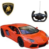 RASTAR aヴxentado-ru Lamborghini Lp700  4 Officially Licensed RC Red Minicar