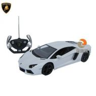 RASTAR R/C 1/14 Scale Radio Control Lamborghini Aventador LP700  4  Orange  by Metro Fulfillment House b