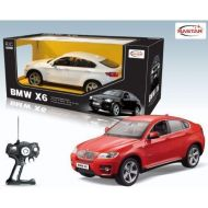 RASTAR 1:14 Red BMW X6 Remote Control Sport SUV RC RTR Official Liciense Model