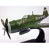 Oxford Republic P-47 Thunderbolt 172 Scale Diecast Metal Model