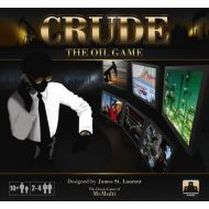 Rio Stronghold Games Crude The Oil Game