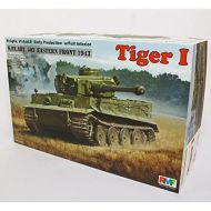 Rye Field Model RM-5003Model Kit Tiger I Early Production with Full Interior