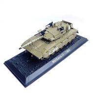 Diecasts & Toy Vehicles Diecast Tank Models 1:72 Scale Military MERKAVA III 1982 Army Die cast Toy Model Tank Toys for Collection Gift - by SINAM - 1 PCs