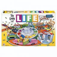 Hasbro The Game of Life - Simpsons Edition