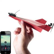 PowerUp POWERUP 3.0 Original Smartphone Controlled Paper Airplanes Conversion Kit - Durable Remote Controlled RC Airplane for Beginners, iOS and Android App