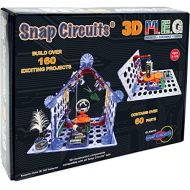 Snap Circuits - 3D M.E.G. Electronics Discovery Kit - New for 2017