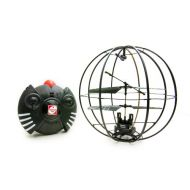 Space Ball - Infrared Remote Control 3CH RC Flying Helicopter Sphere Gyroscope - Black Version by Kyosho