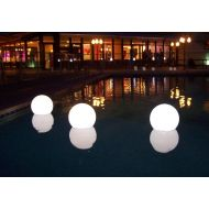 Swonuk Chill Lite Bubble Floating Light Show - 3 Pack With Remote