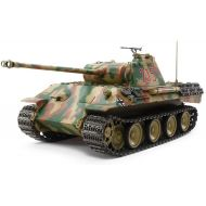 Tamiya TAMIYA 125 SCALE RC GERMAN TANK PANTHER Ausf.A With CONTROL UNIT (Assembly kit) 56605【Japan Domestic Genuine Products】【Ships from Japan】