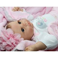 The Ashton-Drake Galleries I Love HUGS! - She Really Holds Your Hand! 22 Collectors Baby Girl Doll