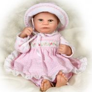The Ashton-Drake Galleries Linda Webb Tiny Miracles Harriet Baby Doll: So Truly Real by Ashton Drake
