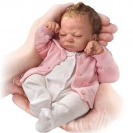 The Ashton-Drake Galleries Tiny Miracles Linda Webb Emmy Lifelike Baby Doll: So Truly Real - 10