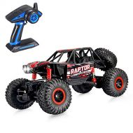 Theefun 1: 12 High Speed 4WD 20 mph RC Car, 2.4Ghz Radio Fast Electric Remote Control Off Road Monster Truck
