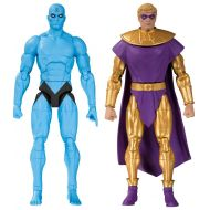 Toywiz DC Watchmen Doomsday Clock Dr. Manhatten & Ozymandias Action Figure 2-Pack