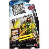 Toywiz DC Justice League Movie Power Slingers Aquaman Action Figure