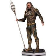 Toywiz DC Justice League Aquaman Statue