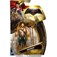 Toywiz DC Batman v Superman: Dawn of Justice Aquaman Action Figure [Gold Armor]