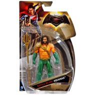 Toywiz DC Batman v Superman: Dawn of Justice Battle-Ready Aquaman Action Figure [Damaged Package]