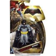 Toywiz DC Batman v Superman: Dawn of Justice Grapnel Blast Batman Action Figure [Gray & Black, Loose]