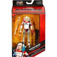 Toywiz DC Suicide Squad Multiverse Croc Series Harley Quinn Action Figure [Baseball Bat]