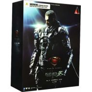 Toywiz Superman Man of Steel Play Arts Kai General Zod Action Figure
