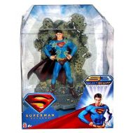 Toywiz Superman Returns Select Sculpt Superman Figure [Invulnerable]