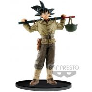 Toywiz Dragon Ball Z World Figure Colosseum 2 Son Goku 7.1-Inch Collectible PVC Figure Vol.4 [U.S. Military Uniform] (Pre-Order ships May)