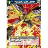 Toywiz Dragon Ball Super Collectible Card Game Colossal Warfare Uncommon Phantom Flame Cannon BT4-043