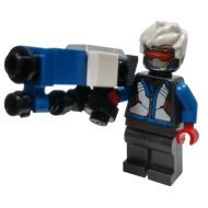 Toywiz LEGO Overwatch Soldier: 76 Minifigure [with Heavy Pulse Rifle Loose]