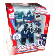 Transformers Animated Series Leader Class 10 inch Tall Robot Action Figure  Ultra Magnus with Sprin